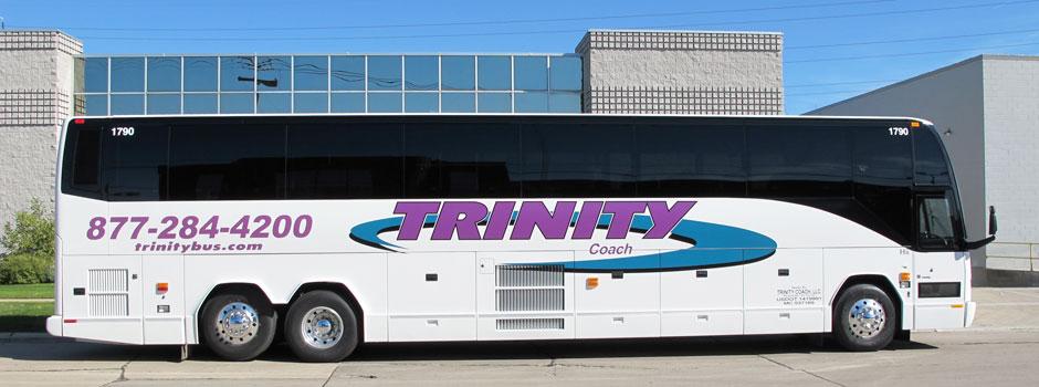 Now Offering Charter Bus Rentals in Toledo & Northern Ohio