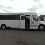 33 Passenger Mini Coach Exterior