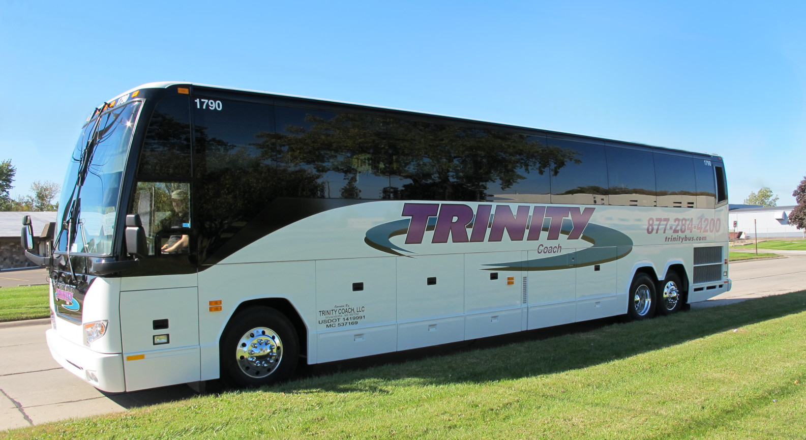 Detroit Motor Coach Rental Detroit Charter Bus Rental