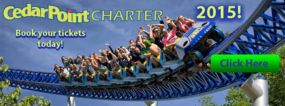 Cedar Point website slide