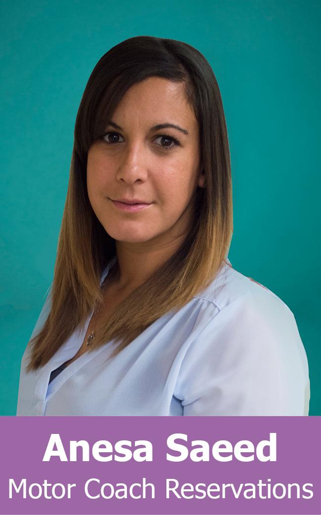 Anesa Saeed