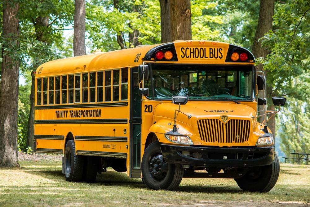 Trinity Transportation School Buses