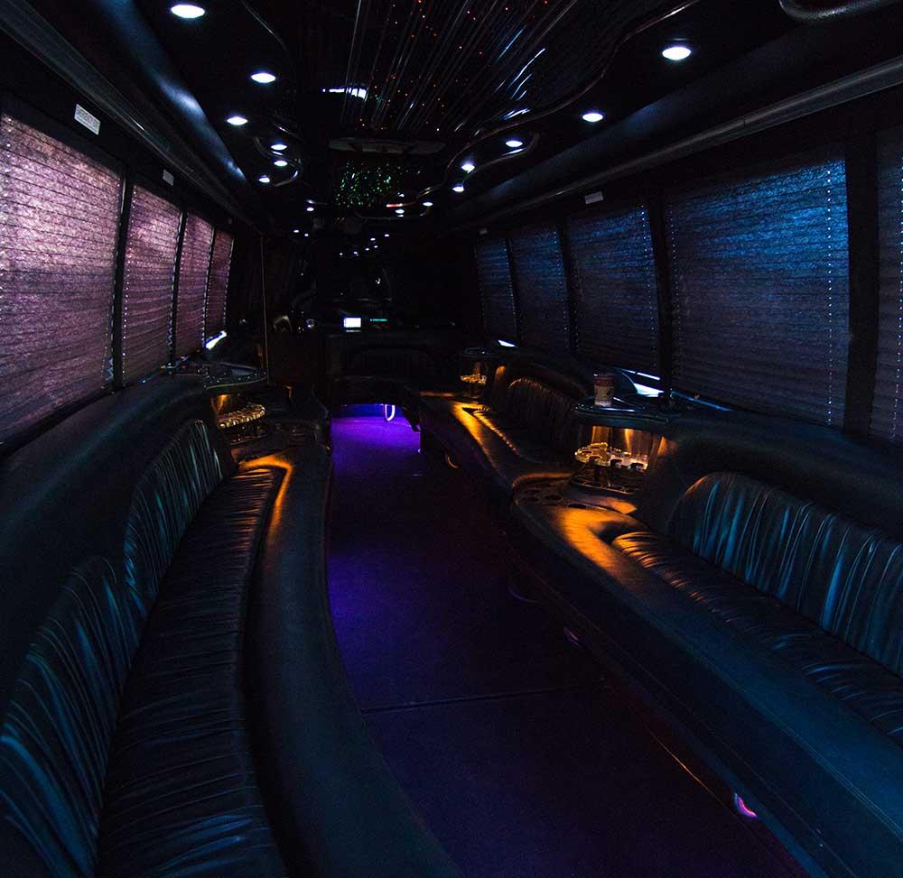 Trinity Transportation Party Bus