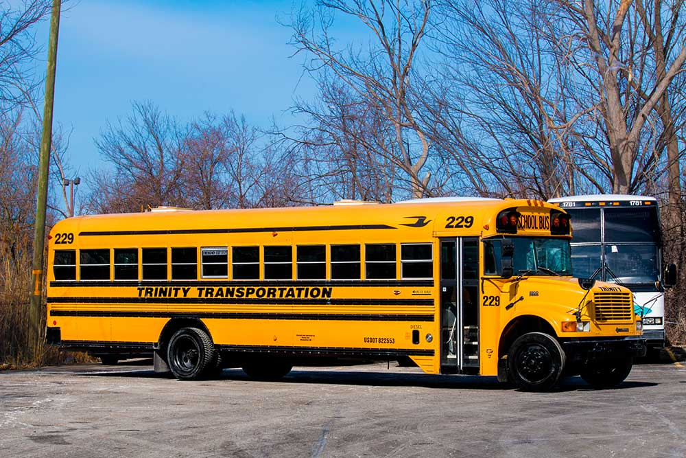 Trinity Transportation | School Buses