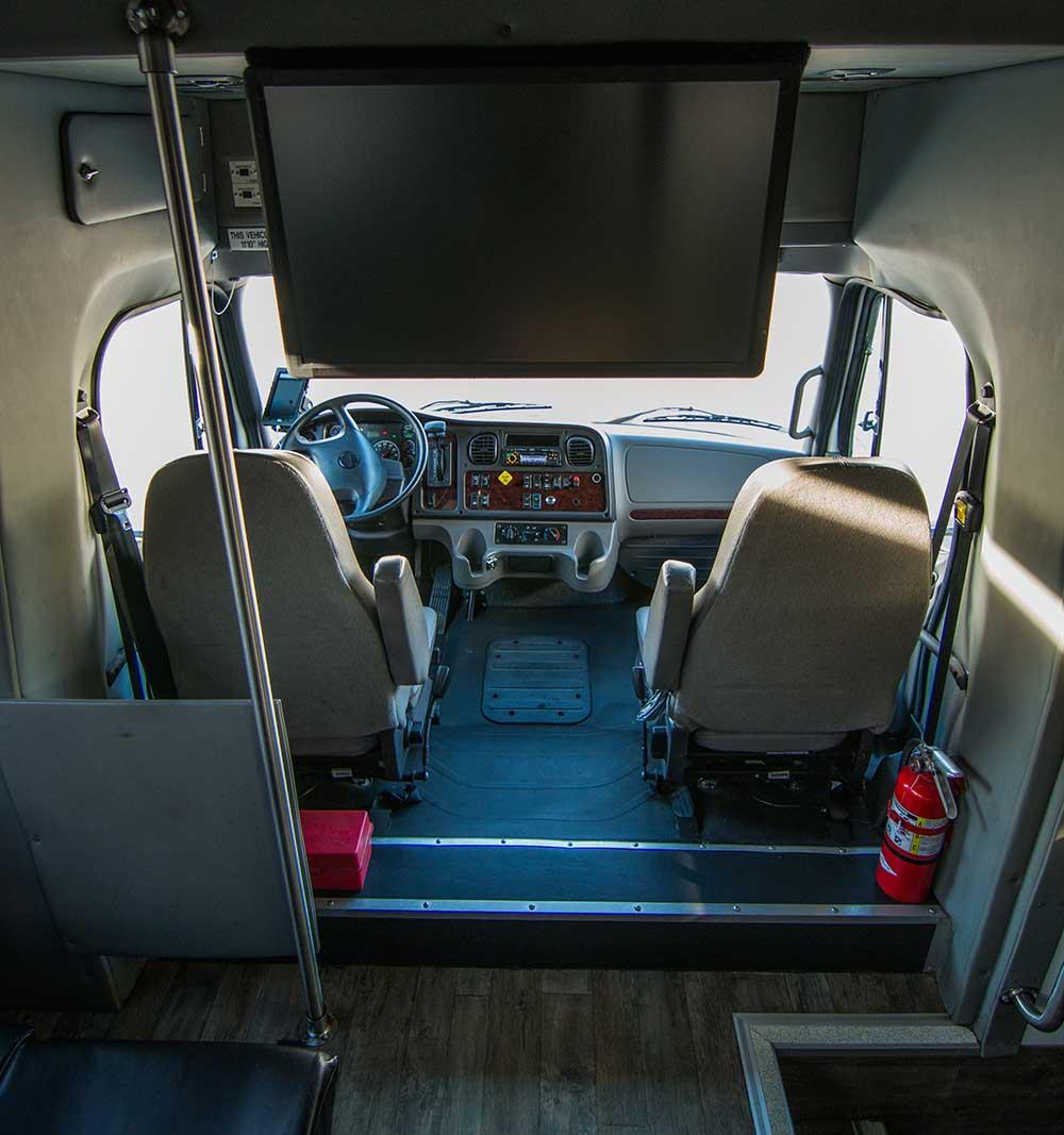 Trinity Transportation Executive Mini Coach