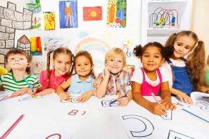 students-classroom-art